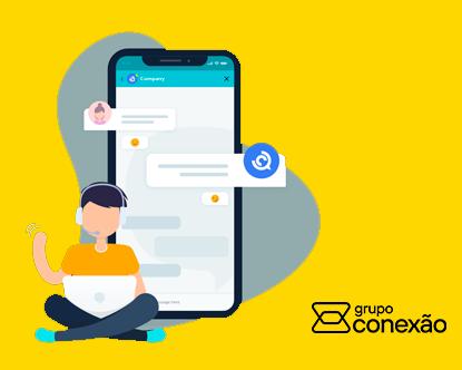 Grupo Conexão investe em atendimento virtual com um toque de humanidade